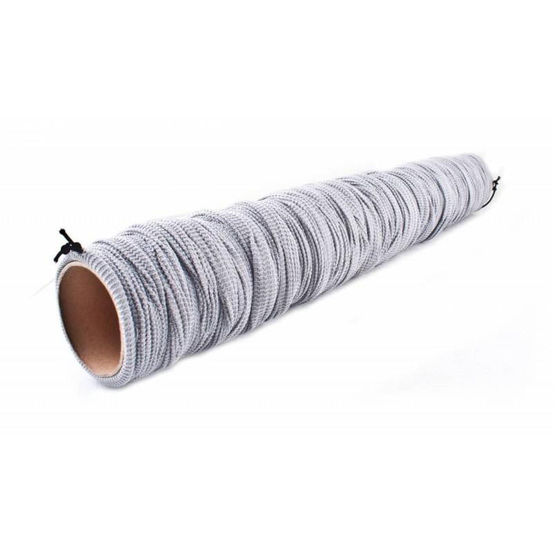 Pokrowiec CALIBRI na wąż ssący 9m szary + tuba