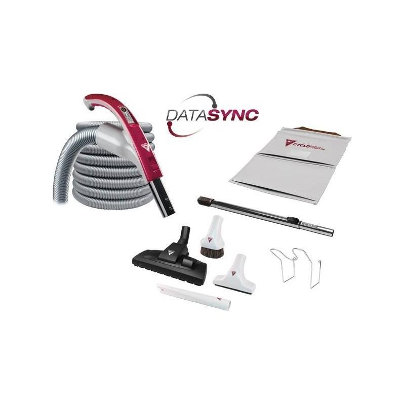 DataSync Reinigungssortiment mit Fernstartschlauch 24V - EUROPA