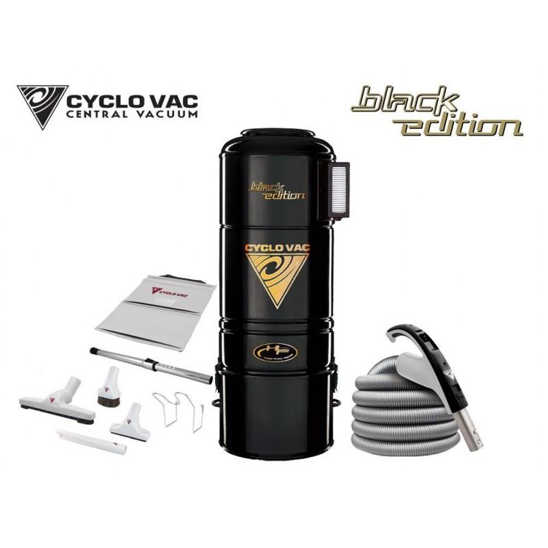 Odkurzacz Centralny H715 Black Edition + zestaw 7,5m