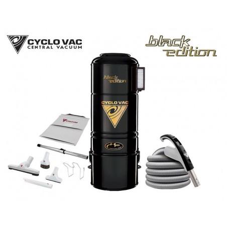 Odkurzacz Centralny H715 Black Edition + zestaw 9m odkurzacz centralny