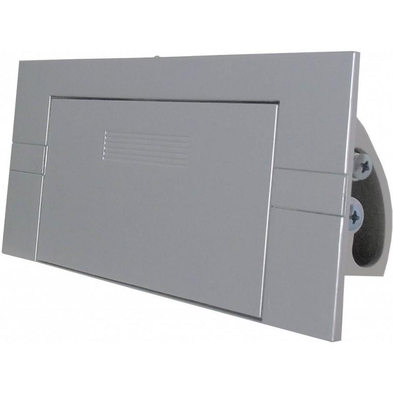 Szufelka automatyczna KitVac, srebrna