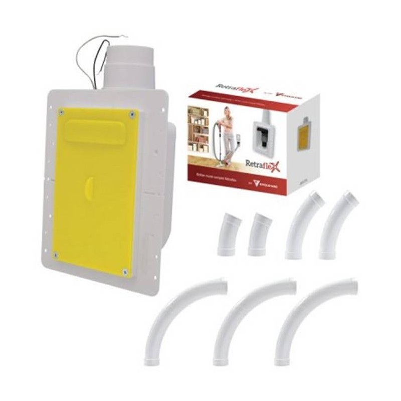 Retraflex installation kit