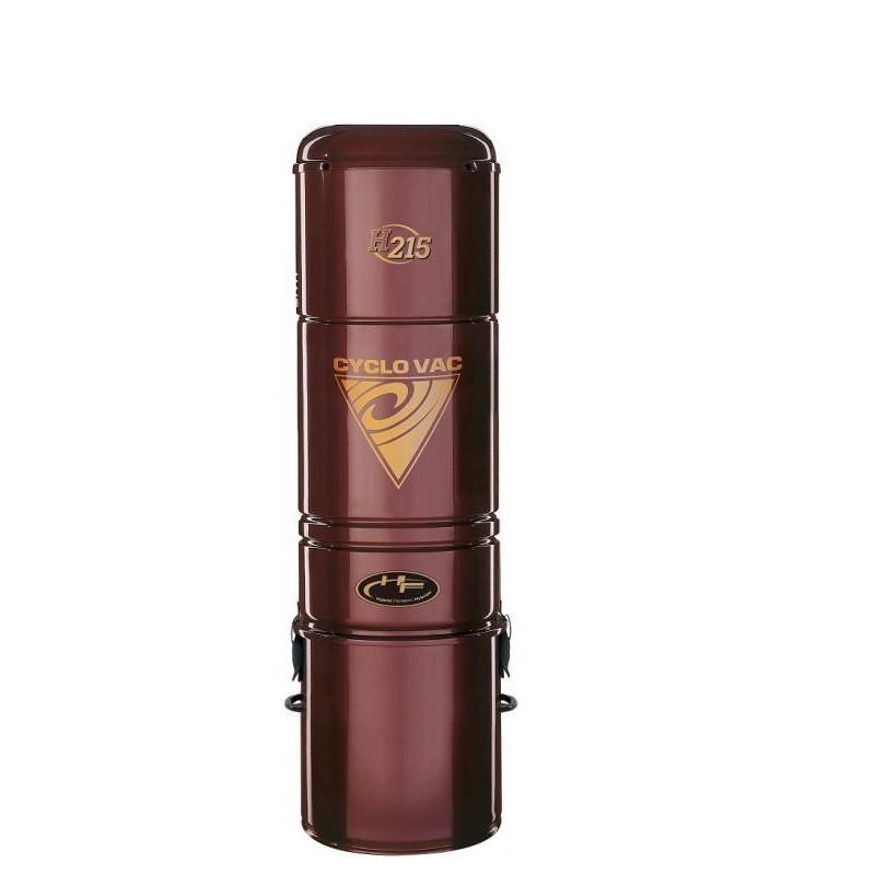 Central vacuum Cyclo Vac H215
