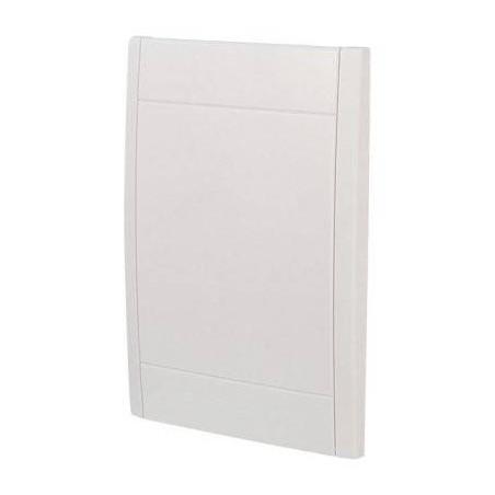 Drzwiczki kasety Retraflex, białe