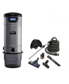 Platinum series - witpo.eu | Central units Central Vacuum Cleaner BEAM